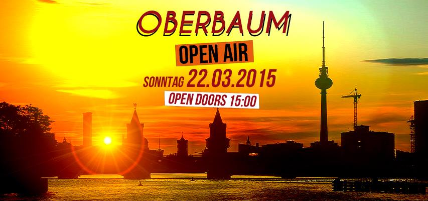 Open Air Party Berlino