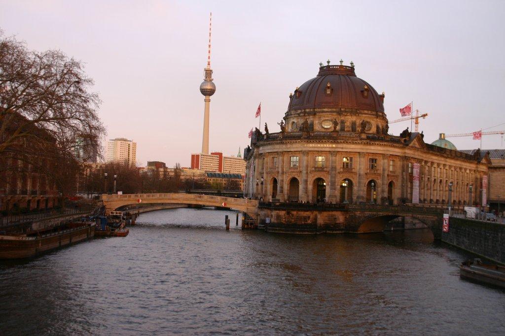 Isola dei musei - Berlino - Unesco, © Stephan A. CC BY SA 2.0