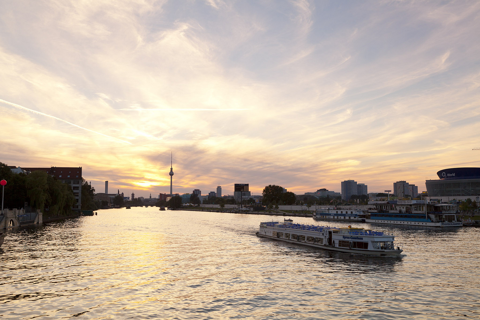 Berlin Skyline © visitBerlin, Foto: Philip Koschel