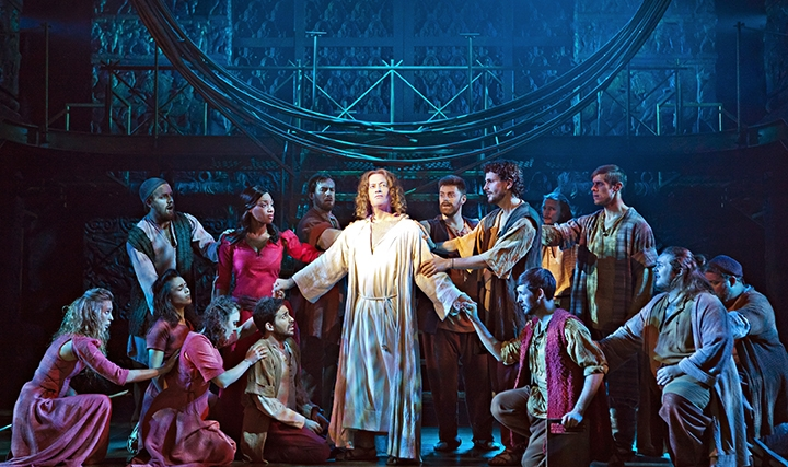 Musical Jesus Christ Superstar Pamela Raith