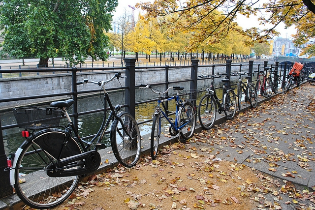 Bycicles in Berlin @ Christian Benseler