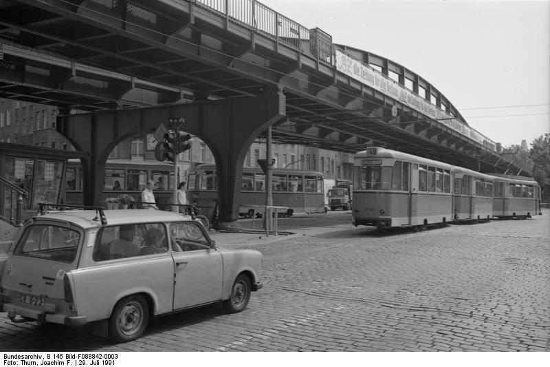Berlin-Prenzlauer Berg, Schönhauser Allee