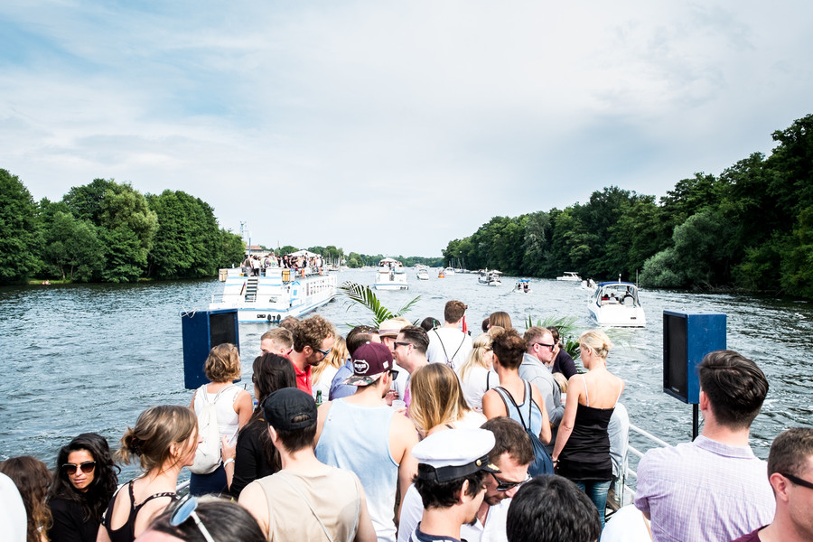 Berlin, Beats & Boat