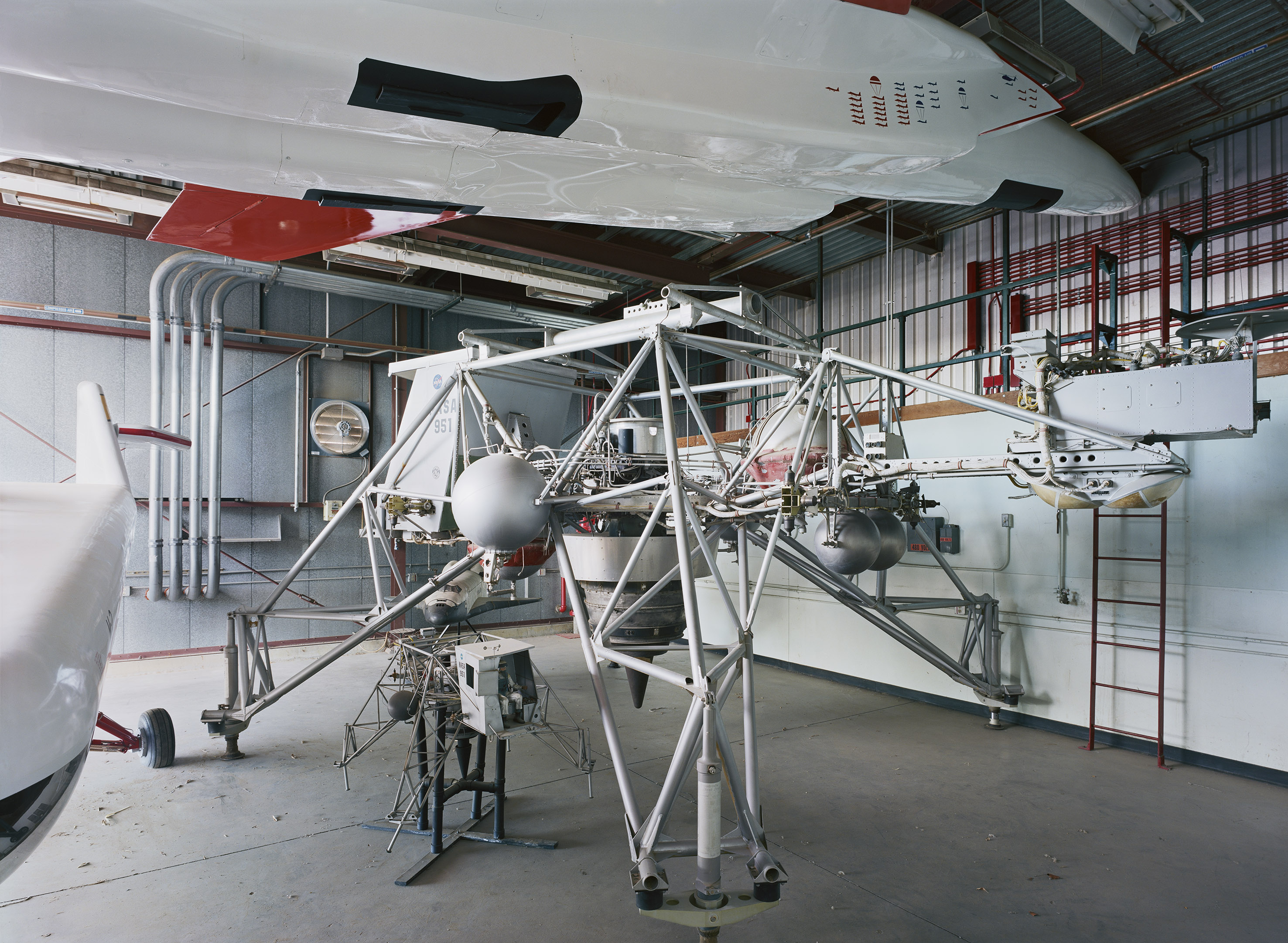Research Vehicle, Armstrong Flight Research Center, Edwards 2014 © Thomas Struth