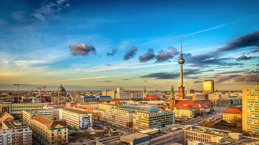 Panorama di Berlino © Marek Heise Fotografie Creative Commons 4.0 International