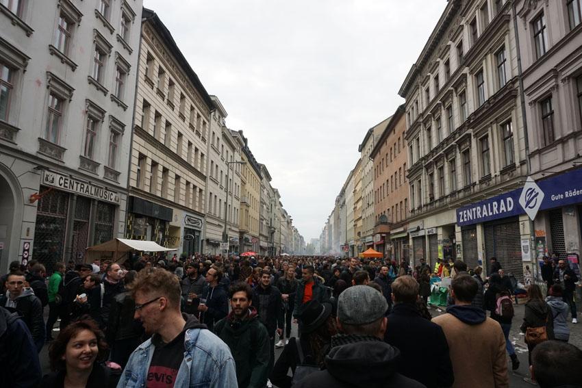 Primo Maggio a Kreuzberg