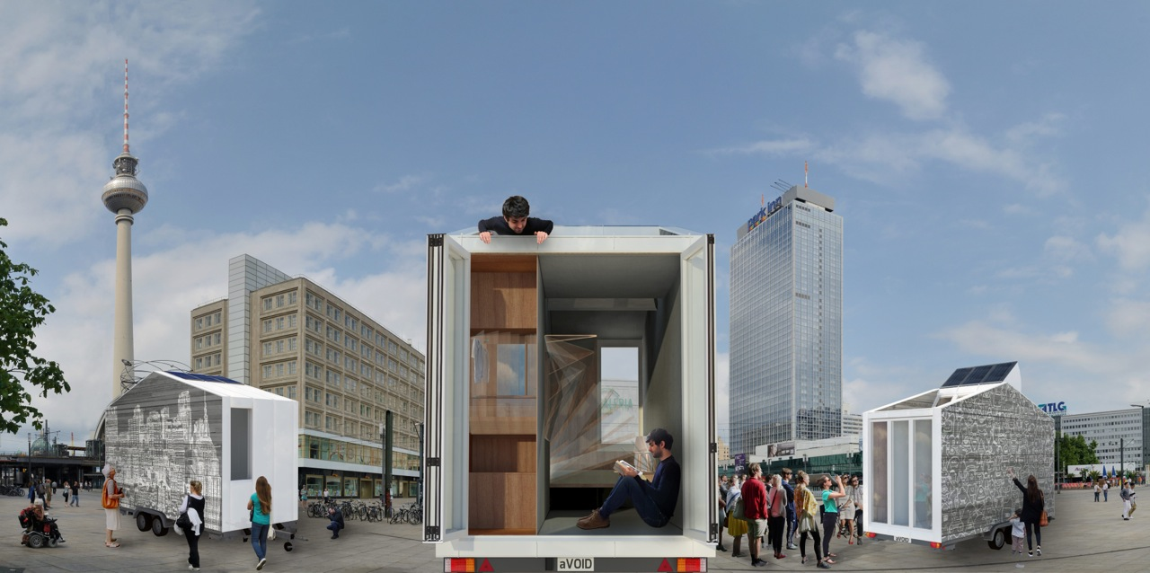 tiny house Berlino