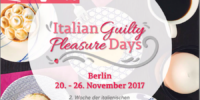 Italian Guilty Pleasure Days