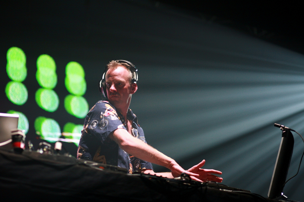 Photo: © Alterna2 http://www.alterna2.com - Fatboy Slim -  cc 2.0