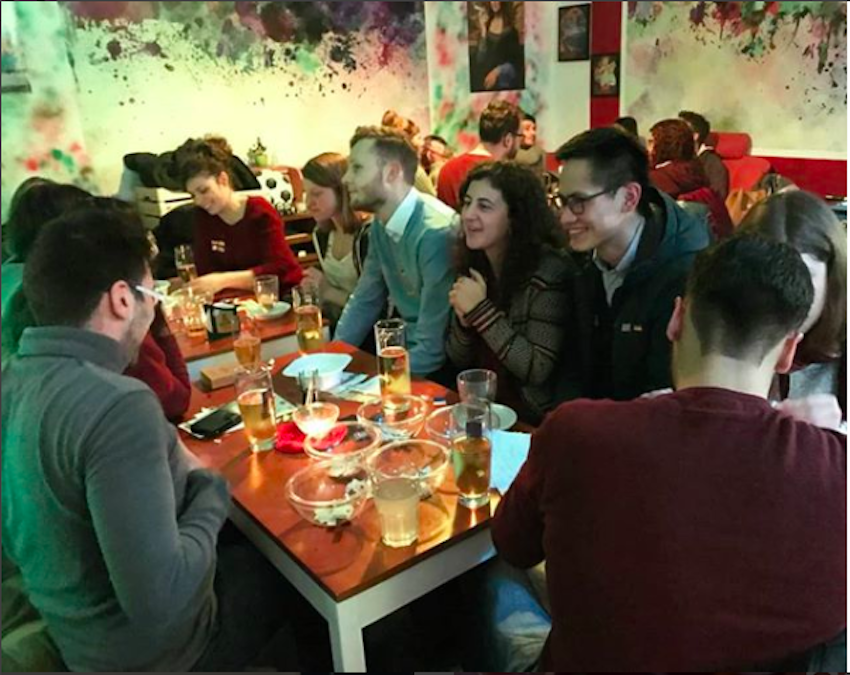 Il Language Party di Berlino Schule