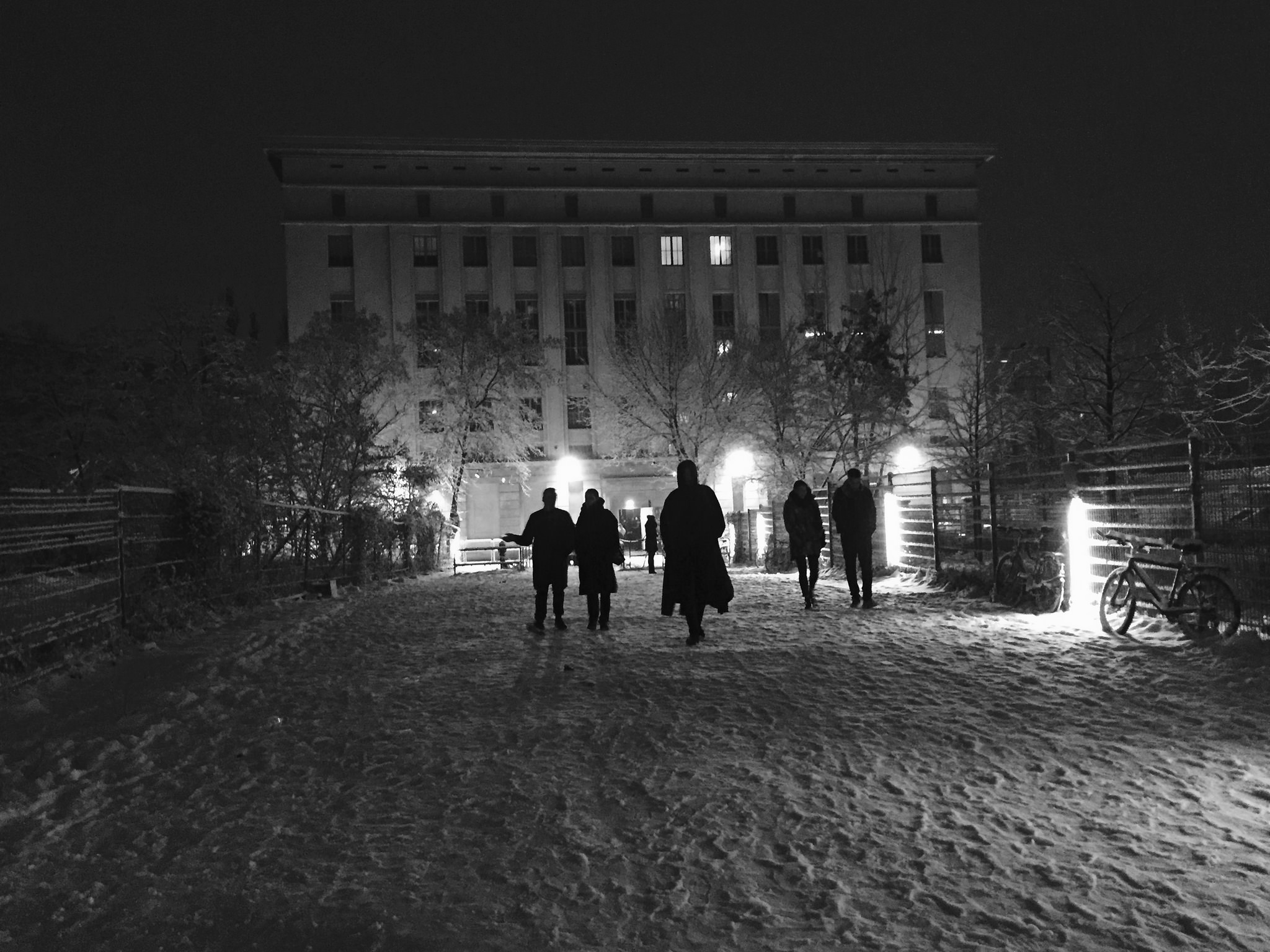 © Michael Mayer, Berghain at Night / Berlin / CC BY 2.0