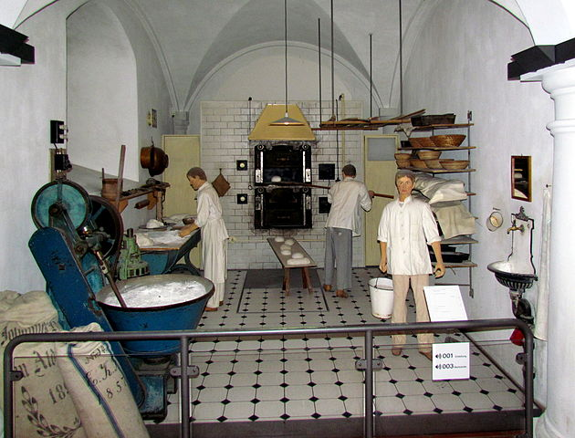 cultura del pane