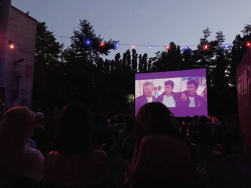 © Giulia Donatelli - Mobile Kino: Berlin's Traveling Pop-Up Cinema