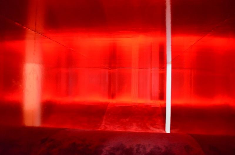 """Lucio Fontana e Nanda Vigo: """"Ambiente spaziale, Utopie"""""""