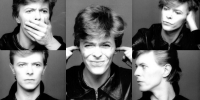 "© Video Youtube, David Bowie - Sense of Doubt - ""Heroes"" photo session, 1977"