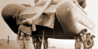 ©Youtube,WWII Inflatable Dummy Tanks.