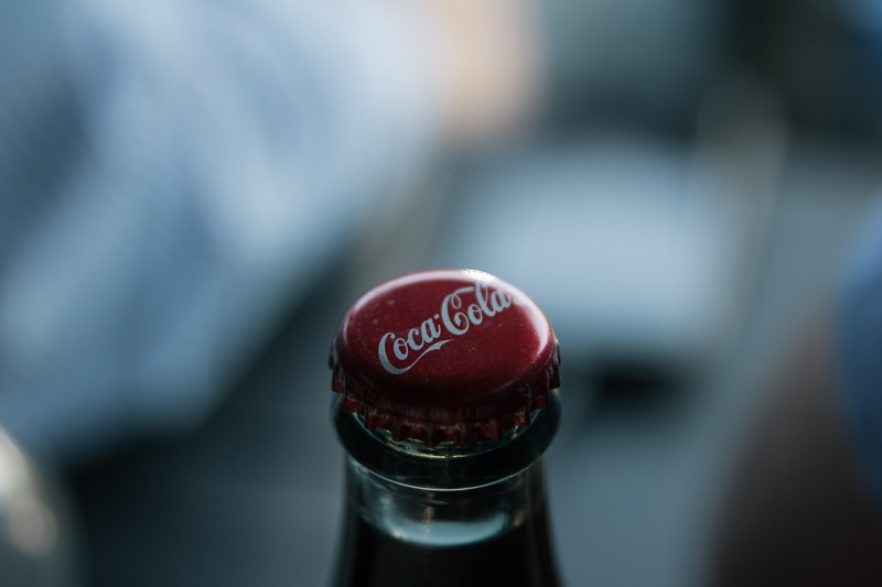 © Jordan Whitfield, Coca Cola, BY-SA CC 0.0