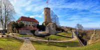 ©DerSilent, Sparrenburg, CC0