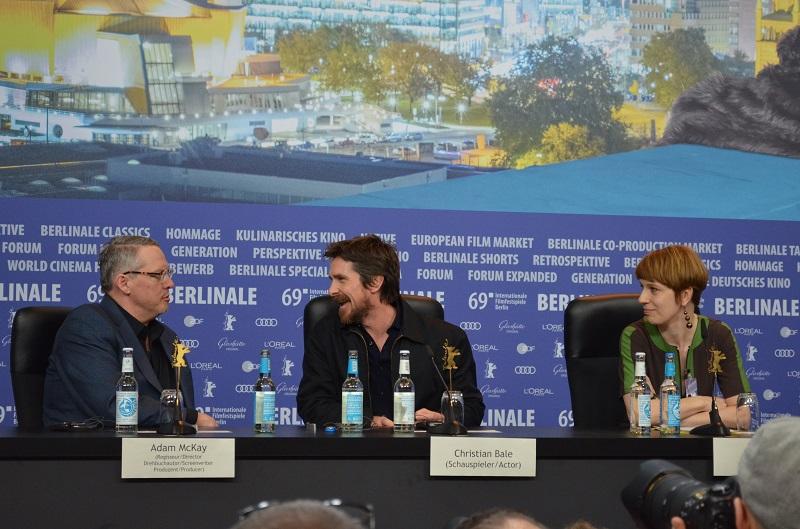 """© Maria Assunta Vitale – Conferenza stampa del film """"Vice"""""""