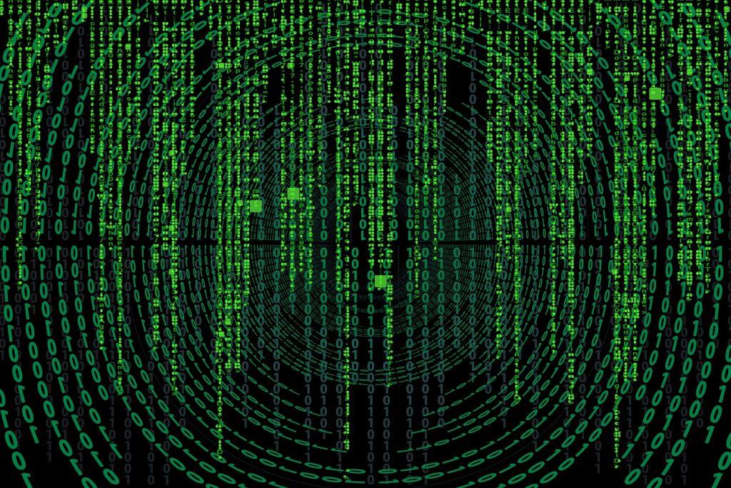 Comunicazioni ©geralt da Pixabay https://pixabay.com/it/photos/matrix-comunicazione-software-pc-2953869/