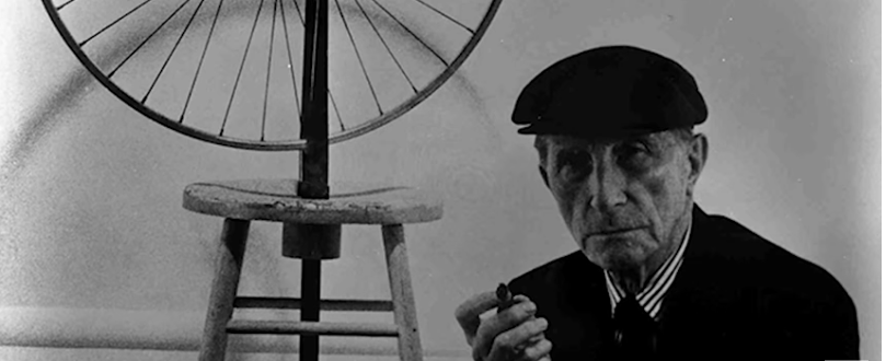 Marcel Duchamp da YouTube https://www.youtube.com/watch?v=1lit3j_7ECk