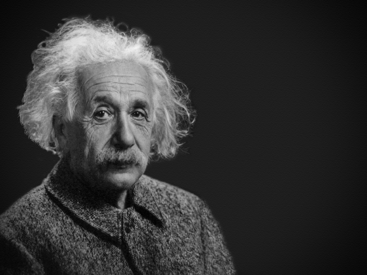 Einstein, ParentRap, https://pixabay.com/it/photos/albert-einstein-ritratto-1933340/ CC0