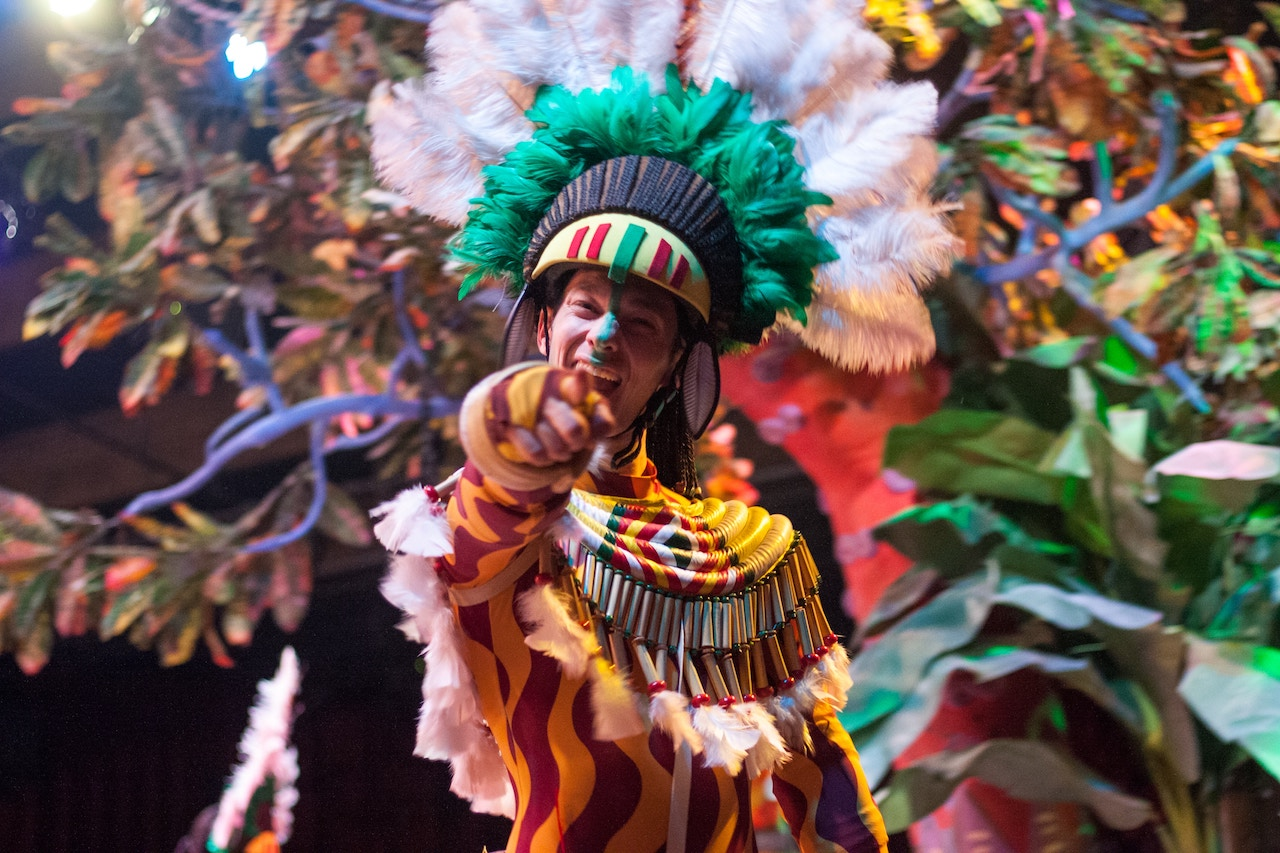 carnevale delle culture, Photo by Ryan Wallace on Unsplash, https://unsplash.com/photos/X1OK9of41Ho