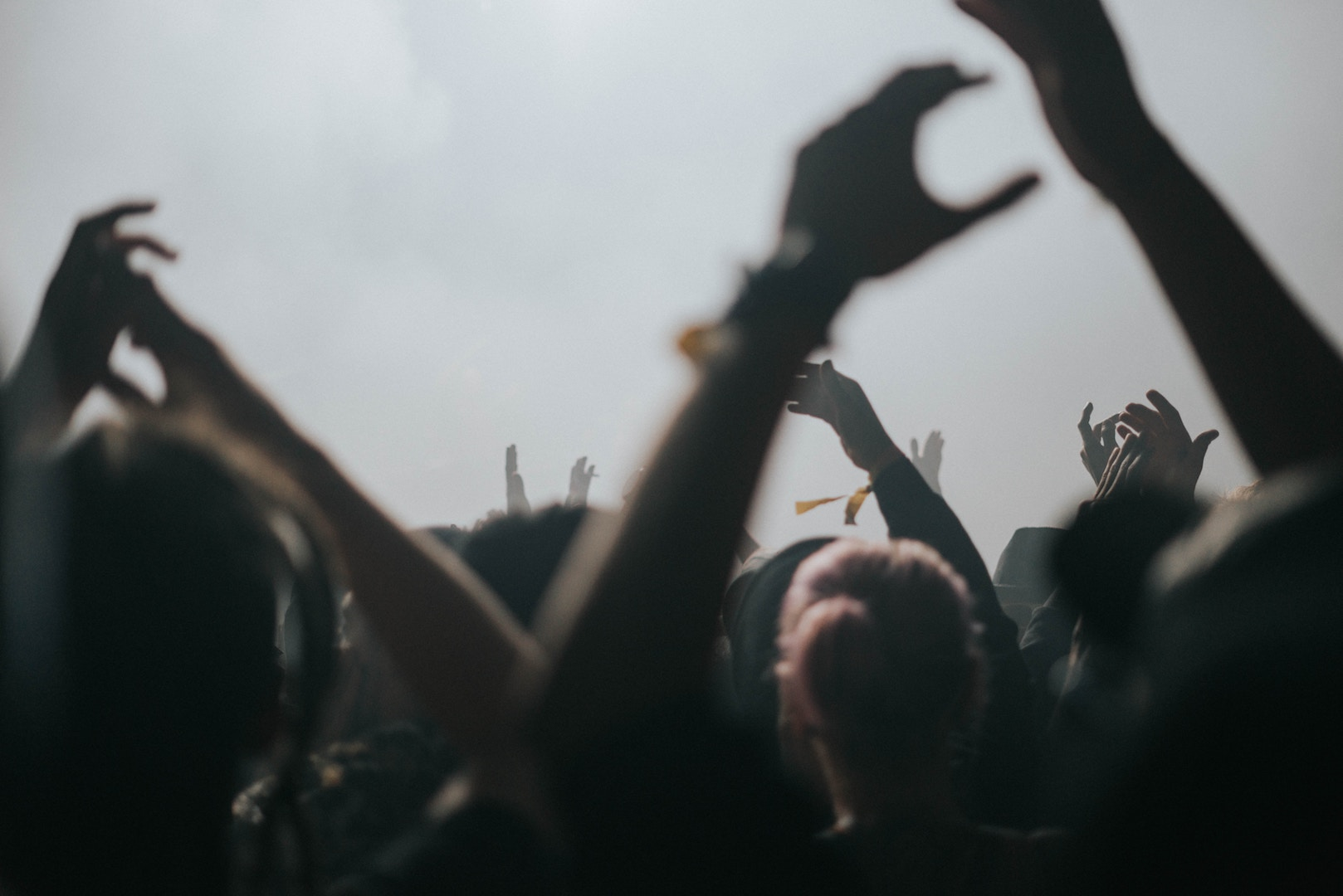 rave, Photo by Simon Boxus on Unsplash