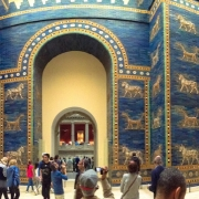 https://www.flickr.com/photos/andyhay/35775573235 Andy Hay Segui Ishtar Gate of Babylon, Pergamon Museum, Berlin CC 2.0