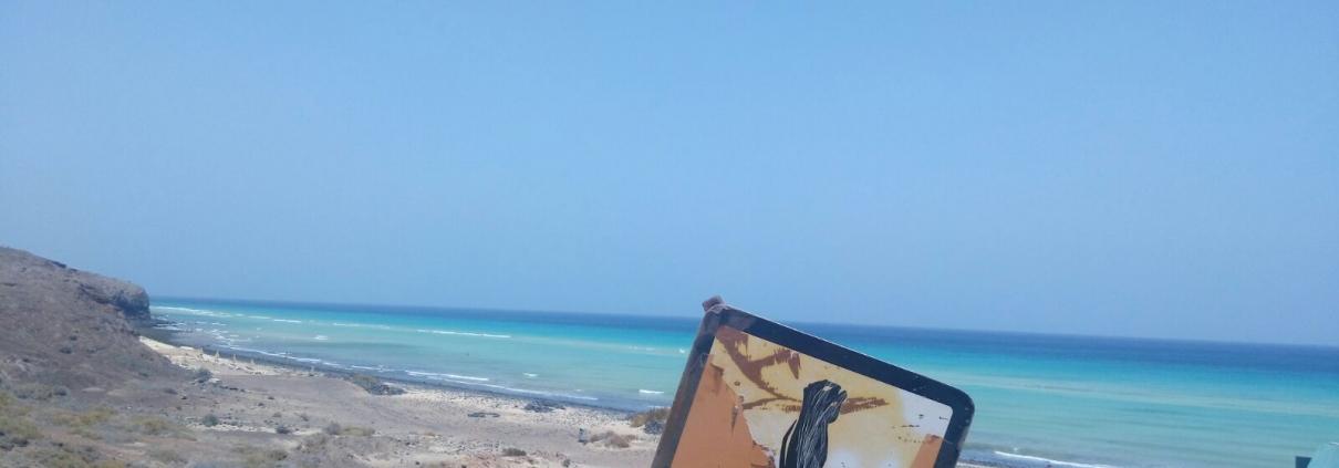 Playa del Mal Nombre, Fuerteventura © Jessica Melis