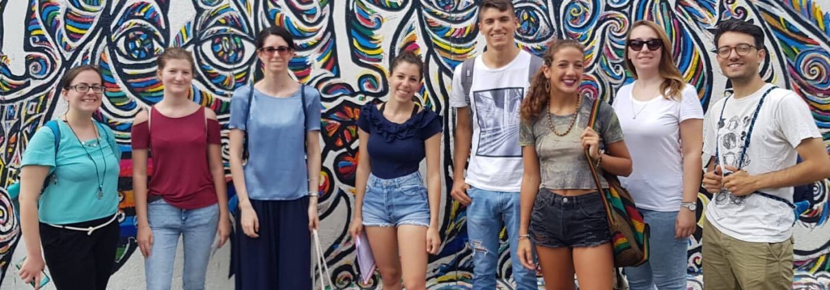 I nostri studenti della Summer school (estate 2019)