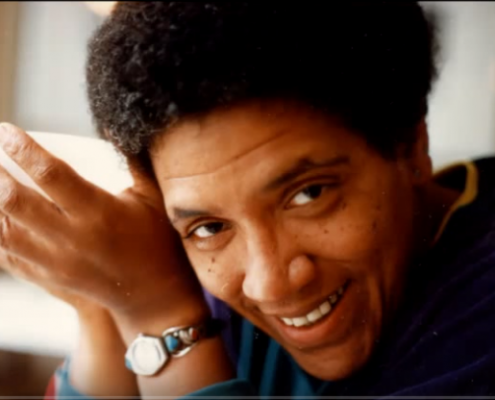 Audre Lorde screen youtube