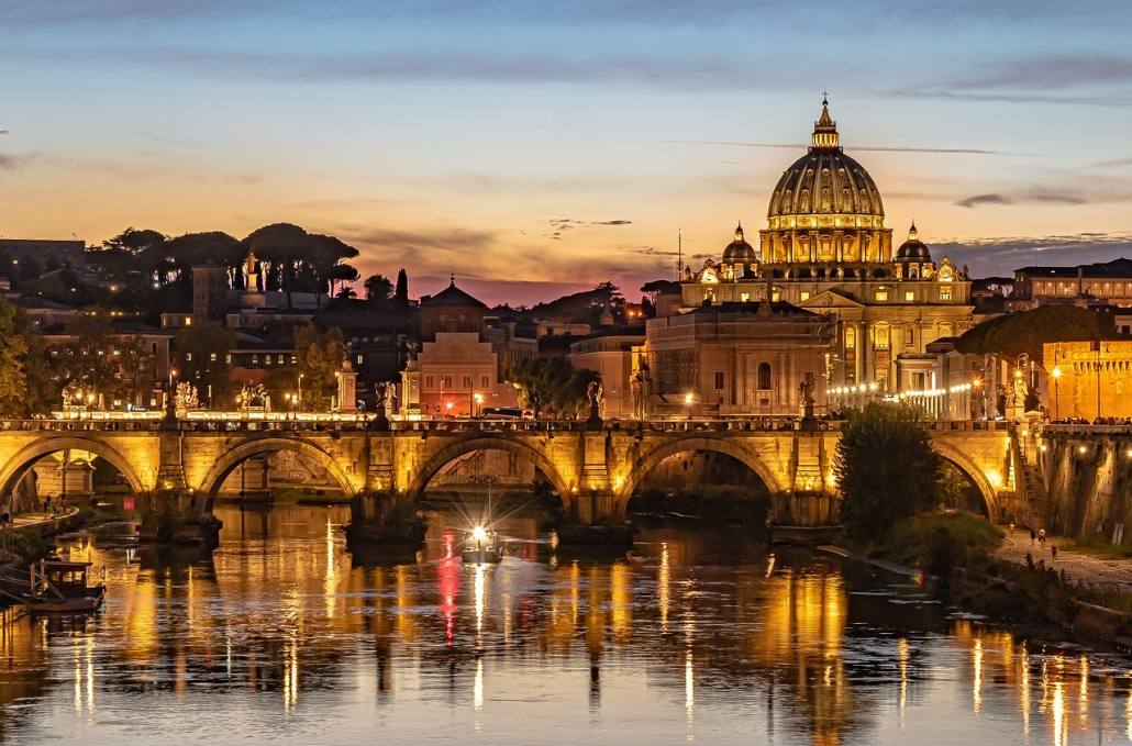 Win a stay in Rome and one in Bologna with the Instagram ...