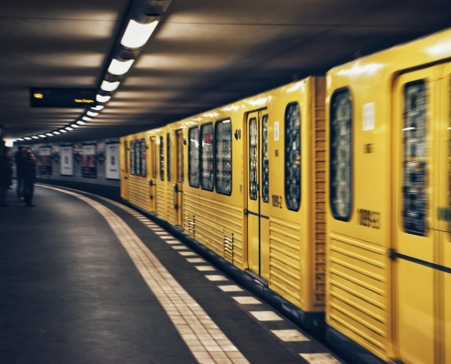 u-bahn , © Soroush Karimi, https://unsplash.com/photos/crjPrExvShc