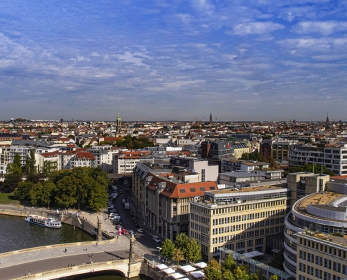 Berlino ©rudibavera https://pixabay.com/it/photos/berlino-citt%C3%A0-germania-turismo-4363240/