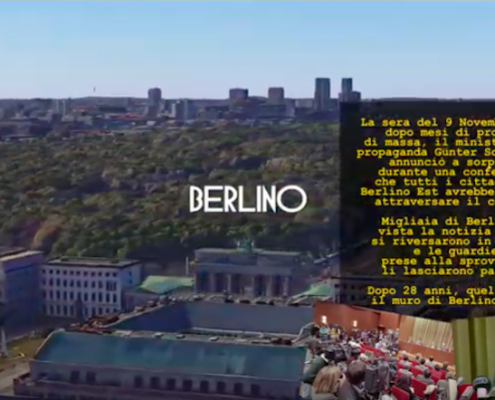 Alessandro Maggia - video Berlino
