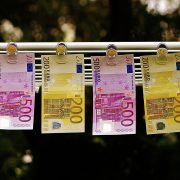 money seems euro bills currency