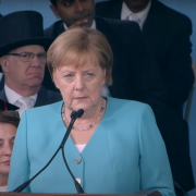 German Chancellor Angela Merkel's address | Harvard Commencement 2019 https://www.youtube.com/watch?v=9ofED6BInFs