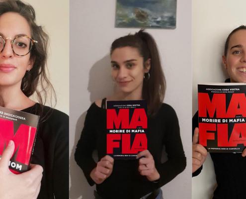 Marta Miotto, Ludovica Marcelli e Alessia Pacini,