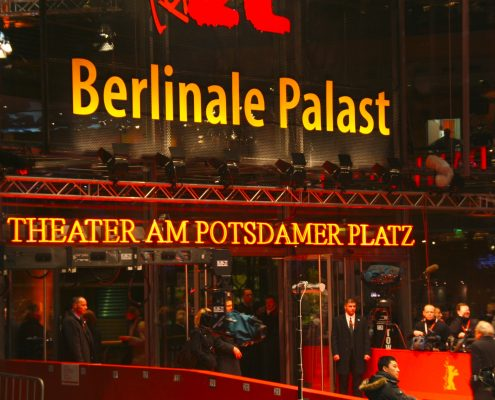 Berlinale https://commons.wikimedia.org/wiki/File:Berlinale.jpg Copyright Rainier Brunet-Guilly CC BY-SA 3.0