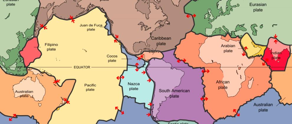 Wegener pangea ©Wikipedia