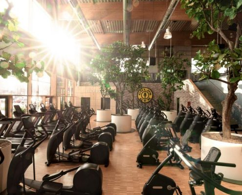 palestra Gold's Gym