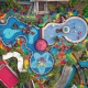 Parchi per bambini https://www.pexels.com/photo/bird-s-eye-view-of-swimming-pool-and-slides-1291448/