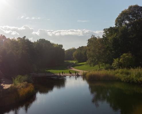 Parco Rudolph Wilde - Jacopo Gallico